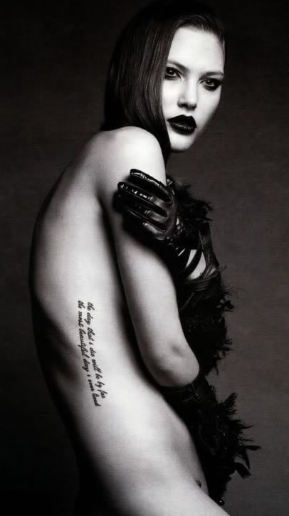 freja beha tattoo. Tattoos from Freja Beha.*.