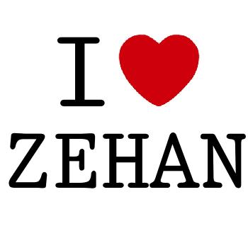 i LOVE zehan