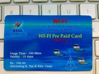Wifi-Hotpost-BSNL