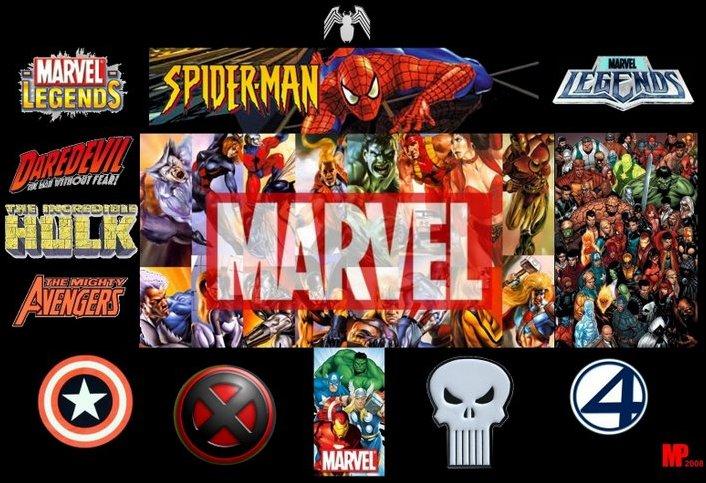 Leyendas Marvel
