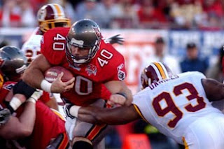 Tampa Bay Buccaneers vs. Washington Redskins