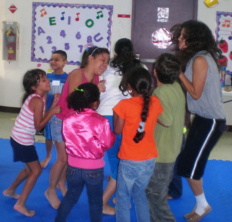 Chiqui Yoga Chiqui Yoga Big Brothers Big Sisters Puerto