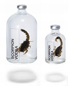 Scorpion Vodka-Vodka Com Escorpião