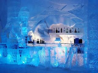icebar em Estocolmo, Suécia