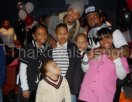 Lil Wayne's Daughter's Birthday Party