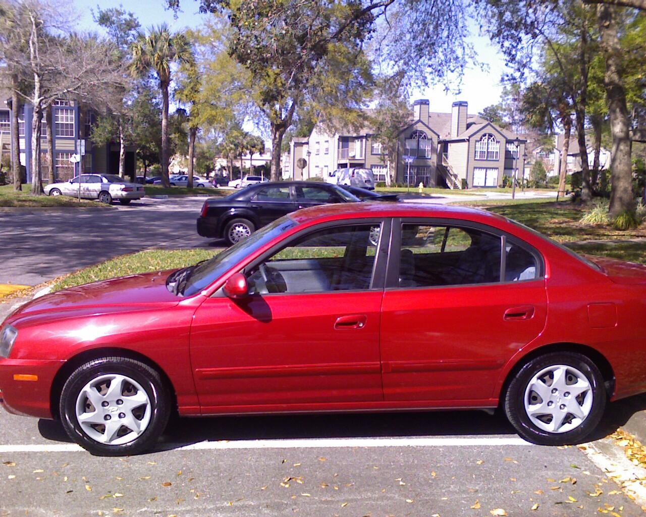 2005 Hyundai Elantra GLS. 41K $5,800.