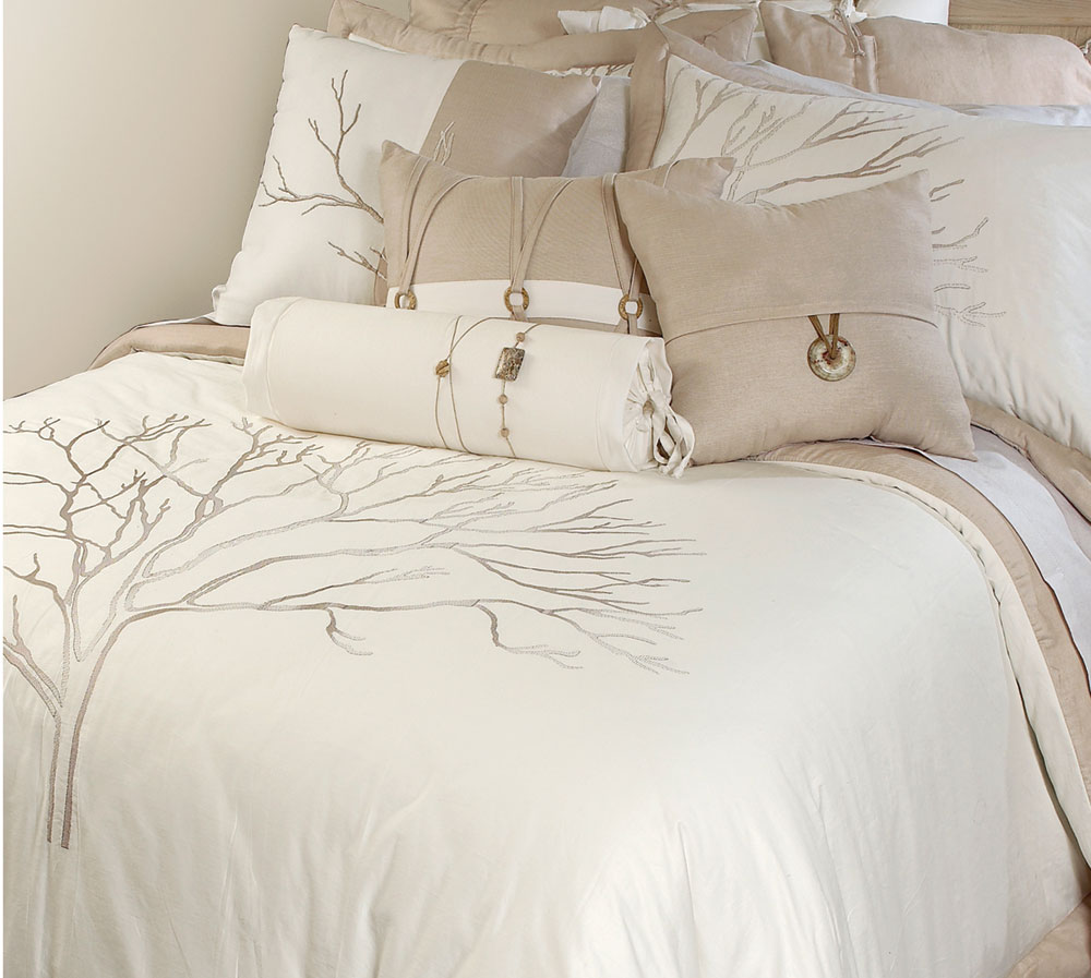 Cool room design bedding ideas for Home designs comforter