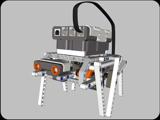 Инструкция Робот Сумо Ev3 - фото 11