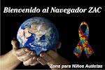 NOVIDADE!!! ENLACE A NAVEDADOR ZAC PARA NENOS E NENAS CON TEA (Trastornos do Espectro Autista)