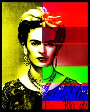 Frida dualità e i colori
