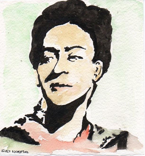 Stencil- Frida