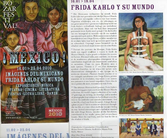 Frida Kahlo Y su Mundo