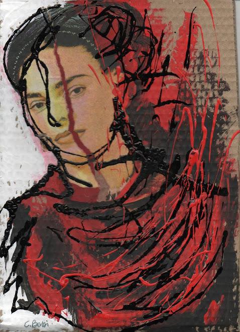 dal ritratto fotografico 1938/39 Frida