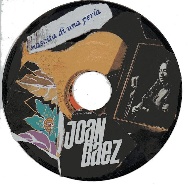 nascita di una perla Joan Baez