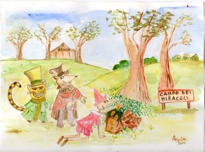 Pinocchio Dei Nostri Giorni