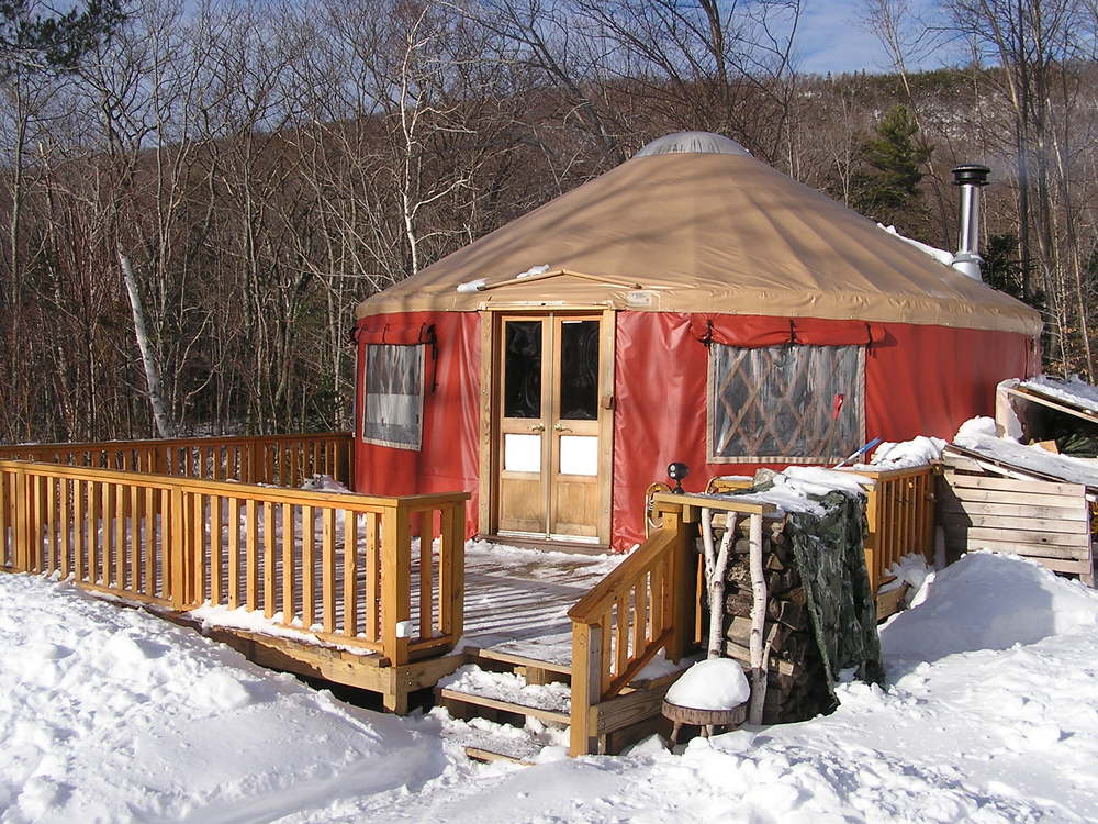 live cam street yurt