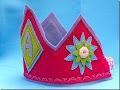 Coronas de fieltro