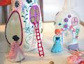 Como hacer casa de muñecas