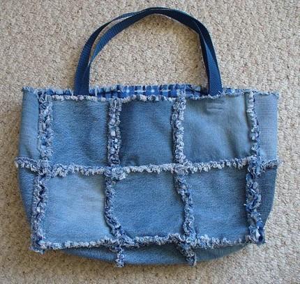 Como hacer un bolso de tela - Telas para hacer bolsos ...