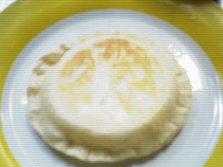Pastel light de pollo