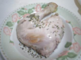 Pollo light a las hierbas
