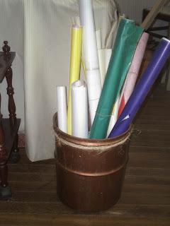 Reciclar tarros de pintura