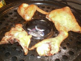 Pollo al horno con o sin piel?