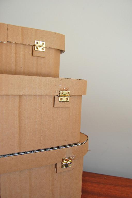 Maletas valijas de carton