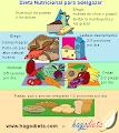 Dieta Nutricional para adelgazar