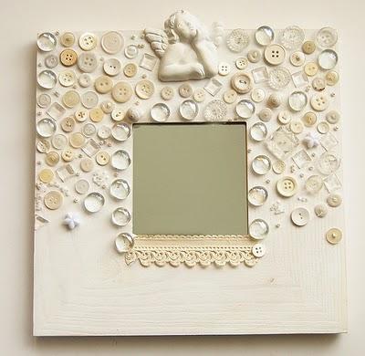 Como hacer un cuadro espejo - Marcos para cuadros ikea ...
