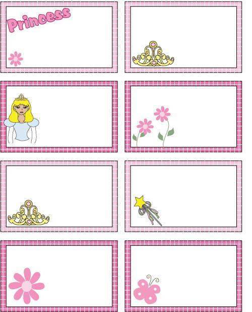 Etiquetas para cuadernos para imprimir de niños - Imagui