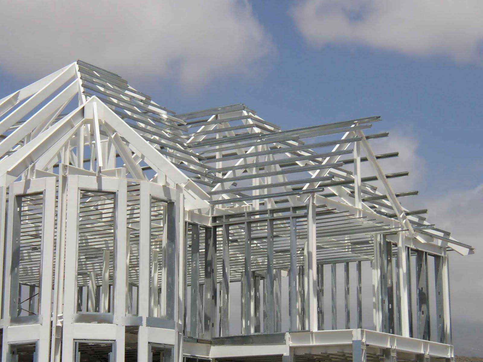 El acero estructural - Estructuras de acero para casas ...