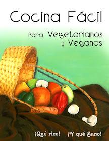Recetario Vegano -  vegetariano