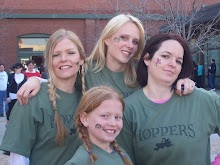 """Some of the """"Hoppers"""""""