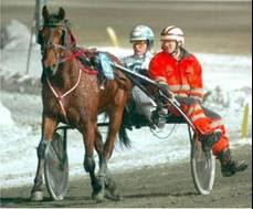 Luckytobeborn med Oddmund som trener er vinner 07