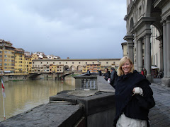 Maureen in Florence