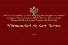Hermandad de San Benito
