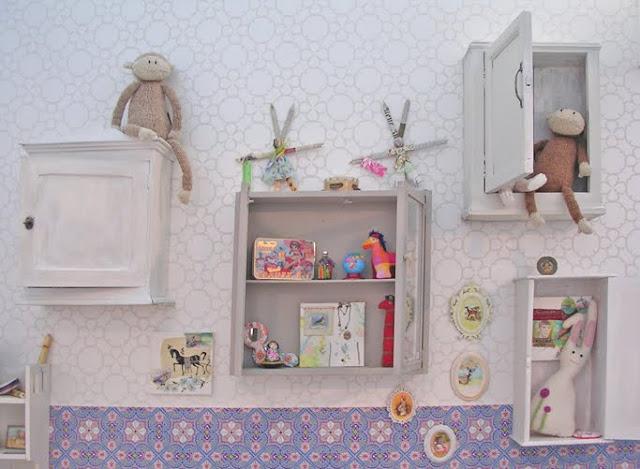 Oud inspiratie voor de kinderkamer deel 4 for Deco slaapkamer jongen jaar oud