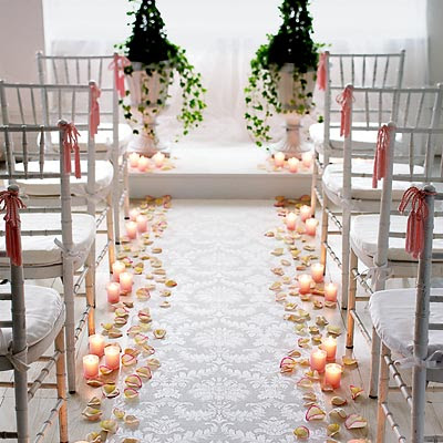 Inspiration wedding aisle decor ii coren moore blog for Aisle decoration for wedding
