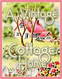 "Thank you ""A Vintage Cottage Home""!"