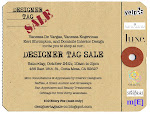 Previous Designer Tag Sale