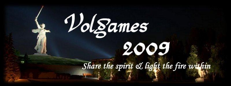 Volgames 2009