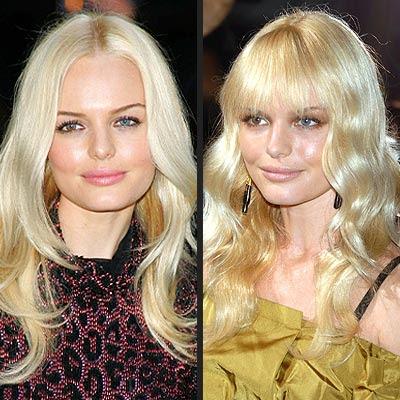 Ukas stilikon å inspirasjon. Kate Bosworth