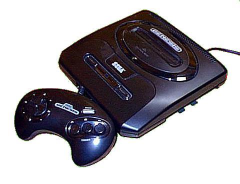 Se filtraron imagenes de la Sega Genesis
