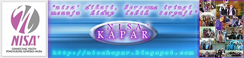 .:NISA' KAPAR:.