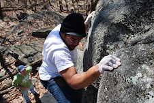 The Yonah Boulders