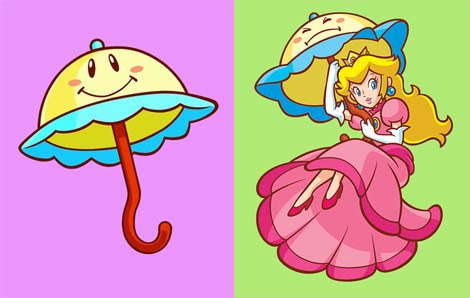 princess peach and princess daisy. +peach+and+princess+daisy+