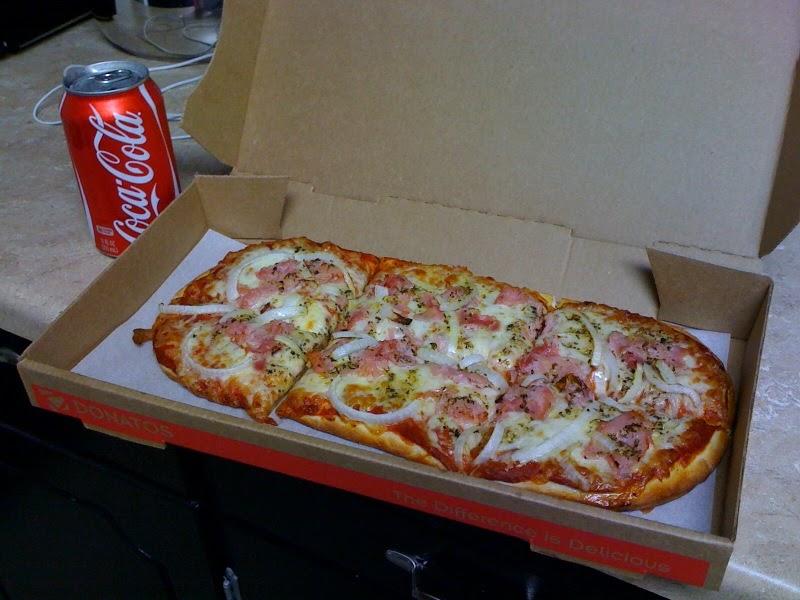 Donatos coupon code large pizza