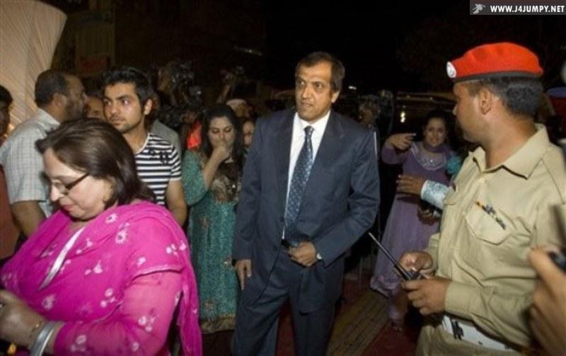 Sania Mirza Shoaib Malik in Lahore