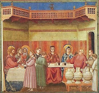 Marriage of Cana with Jesus